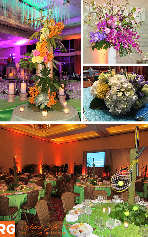 Corporate Event Designer Collage