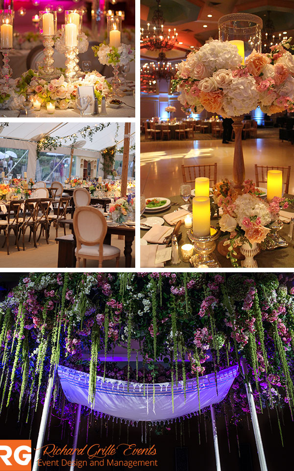 South Florida Wedding Planner Collage