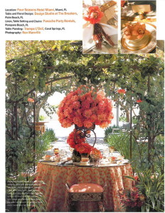 Magazine page showing part design